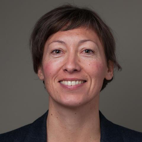 Miljørådgiver Bodil Motzke i Undervisningsbygg.