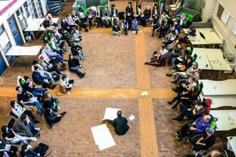 Vill du skapa samtal som spelar roll under Almedalsveckan 2014?