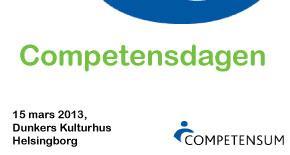 Visma Agda huvudpartner på Competensdagen 15 mars