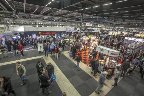 Sportfiskemässan siktar på besökarrekord i Stockholm
