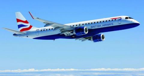 British Airways lanserar ny rutt mellan Arlanda och London City Airport