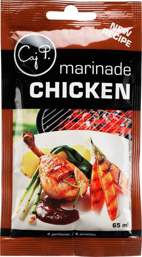 Caj P Marinade Chicken