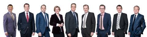 Führungsteam AccorHotels Deutschland