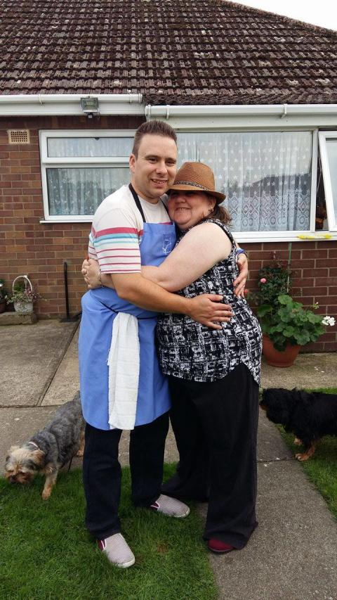 ​Horncastle stroke survivor set to Give a Hand and Bake for the Stroke Association