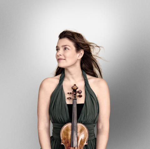 KonserthusetPlay presenterar: Janine Jansen i Anders Eliassons violinkonsert