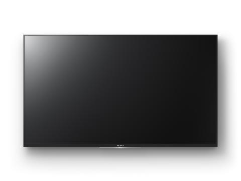 Sony BRAVIA XD83