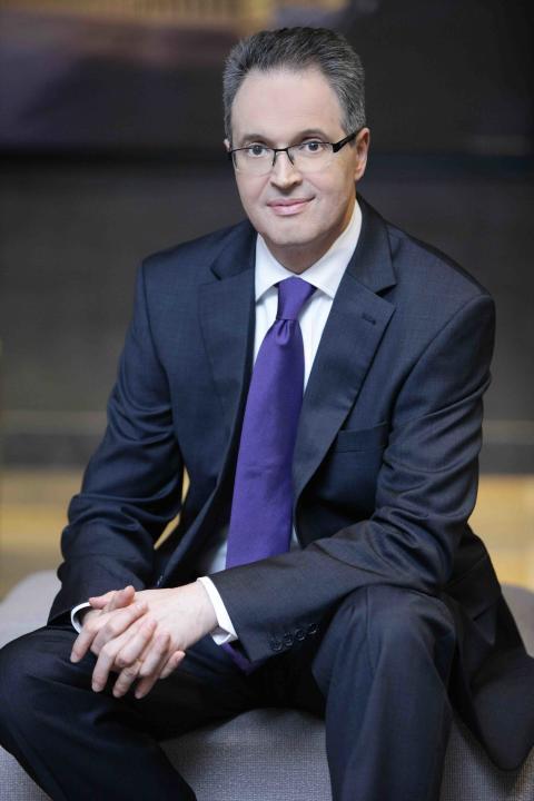 Laurent Picheral, Deputy CEO AccorHotels Europe und CEO AccorHotels CE