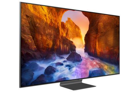 Samsung lancerer årets QLED-TV serie på European Forum i Portugal