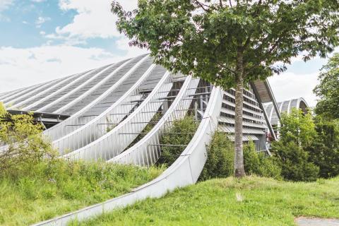 ZentrumPaulKlee_Bern(c)SchweizTourismus_Lauschsicht