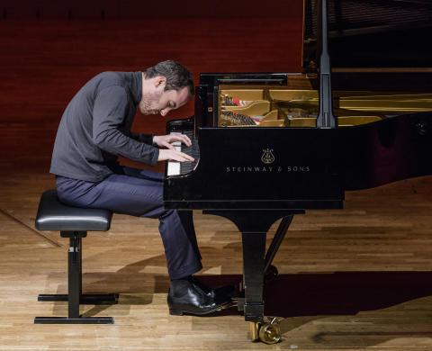 Pianorecital med Igor Levit