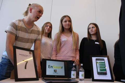 Innovation Camp - Ensaver