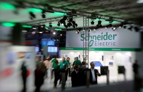 Kom och träffa Schneider Electric på Fastighetsmässan i Kista