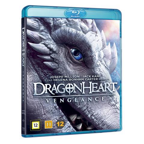 Dragonheart: Vengeance, Blu-ray