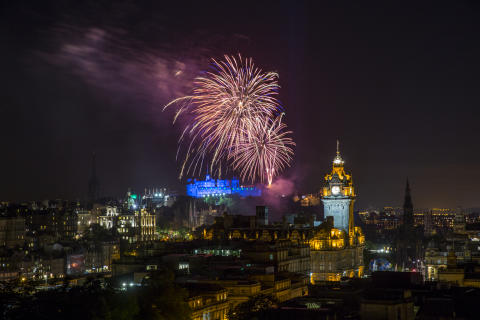 Bonfire Night is the spark for Scotland's Fire Festivals