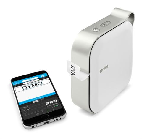 Nu kan du printe label direkte fra din smartphone