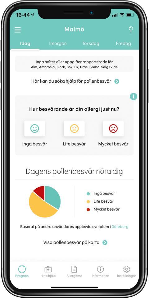Pollenkoll_crowd sourcing