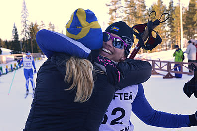 Svensk drömstart i IPC VM i längdskidor gav guld och silver