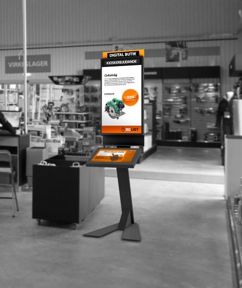 BOLIST stärker kedjan genom digitalisering och e-handel