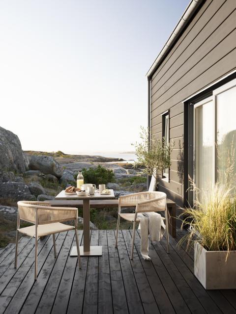 Framhäv din terrass med DEMIDEKK Terrasslasyr - ny färgkarta