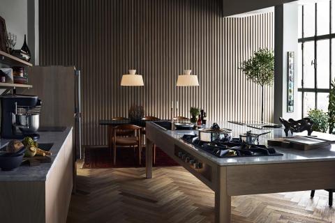 Kjøkkenserien Electrolux Grand Cuisine; Michelinkokkens drømmekjøkken