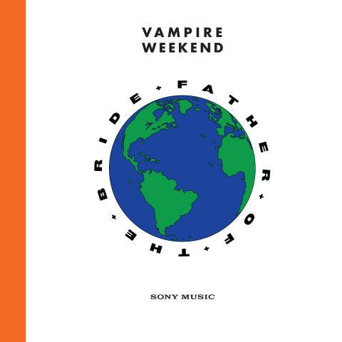 Vampire Weekend - Father of the Bride - Albumomslag