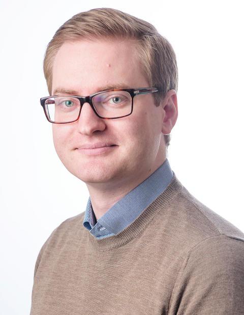 Gustav Liljeberg, chefredaktör Motorföraren