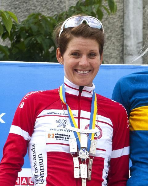 OS-silvermedaljören Emma Johansson firas på lördag i Härnösand