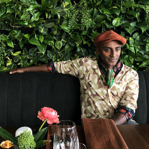 Marcus Samuelsson, Creative Director för Kitchen & Table