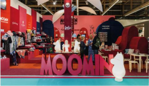 Record Sales for Moomin—24 Percent Global Increase