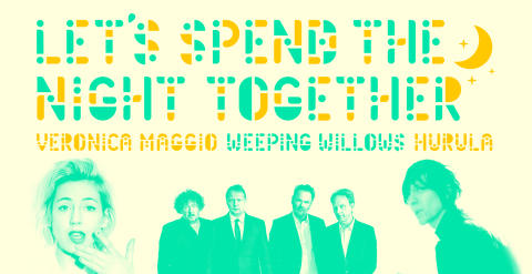 Let's Spend The Night Together till Liseberg!