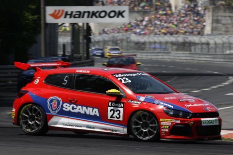 Ola Nilsson fortsätter sitt segertåg, femte vinsten för året på Norisring