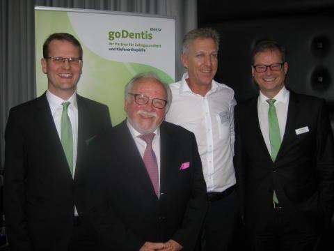 Koryphäen und Kölsch - goDentis-Anwendertreffen 2017