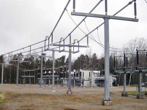Goodtech moderniserar transformatorstation till E.ON