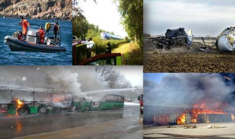 Helsingborgs brandförsvars insatsstatistik för 2012