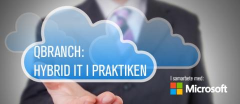 FRUKOSTSEMINARIUM: HYBRID IT I PRAKTIKEN  | 22 APRIL