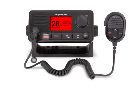 High res image - Raymarine - Ray 63-73 VHF Radio