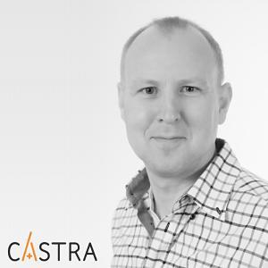 Ny VD på Castra Väst Systemutveckling AB