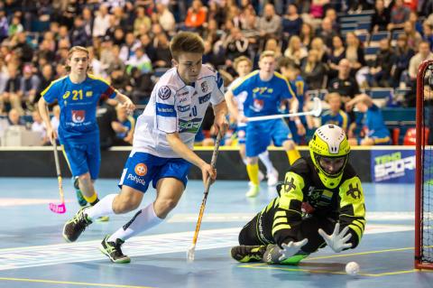 Nytt internationellt mästerskap till Sverige