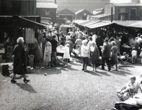 Middleton market in 1969