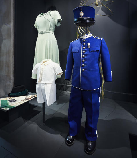 Lillprinsens uniform
