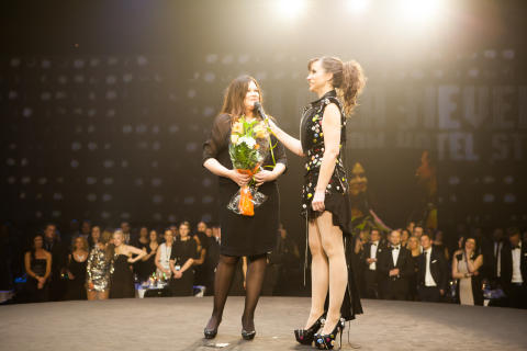 Laila vinner pris på VK 2014