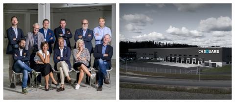 CH Square – ny utmanare med stor erfarenhet inom logistikfastigheter