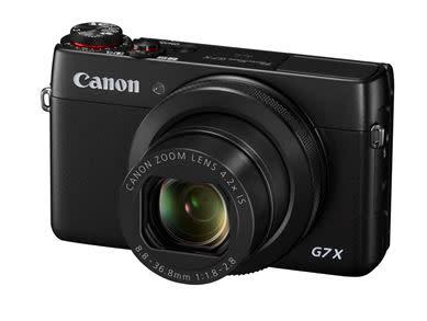 Styrka utan kompromiss: Canon PowerShot G7 X