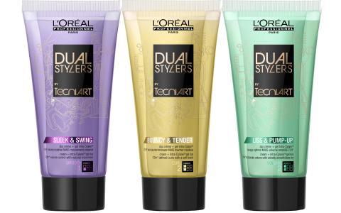 L'Oréal Professionnel Dual Stylers by Tecni.ART muotoilutuotteet