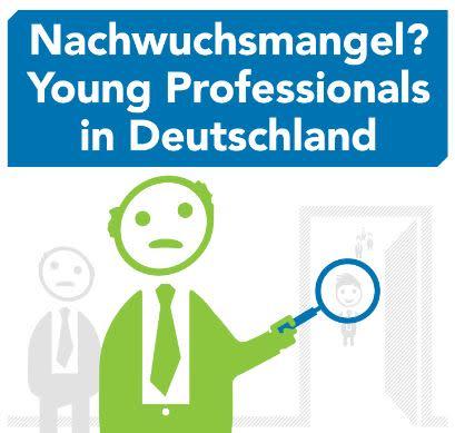 Nachwuchssorgen: Wettbewerb um Young Professionals zwingt deutsche Unternehmen zum Strategiewechsel