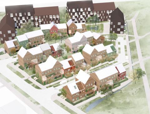 Fastighetsbyrån tecknar avtal med OBOS för försäljning av projekt i Lund.