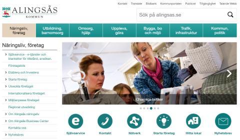 Nu blir det enklare att hitta lediga lokaler i Alingsås kommun