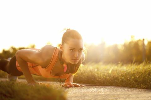 Protein ger kroppen bättre förutsättningar att bygga muskler!