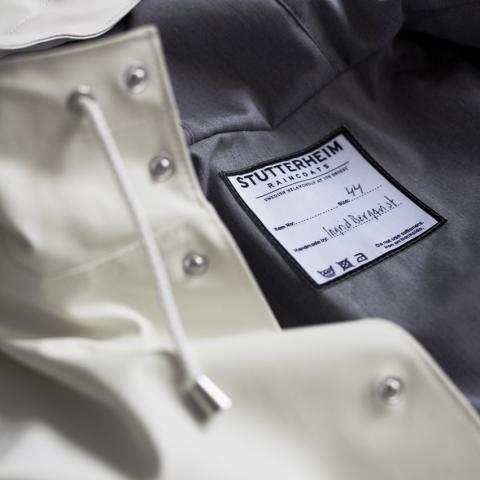 Stutterheim Raincoats - Arholma model
