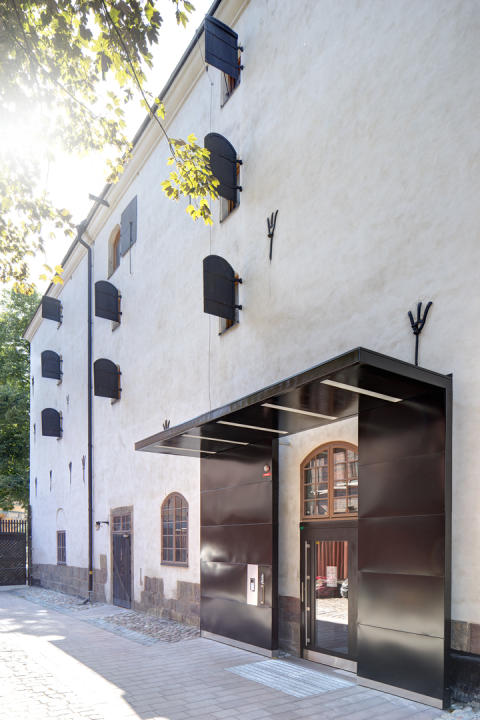 Scenkonstmuseet / G:a Kronobageriet